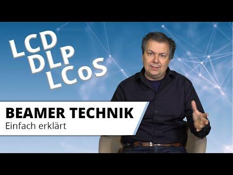 Wie funktioniert ein Beamer - Was ist LCD, DLP, LCoS, SXRD?