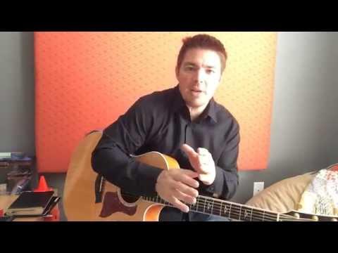 Christ is Enough - HIllsong (Beginner Guitar Lesson) (Matt McCoy)