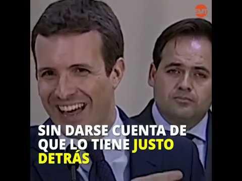 Las 'descripciones' de Casado a Núñez: parodia de 'El Mundo Today'
