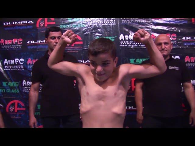 ArmFC-17.Mehrshad Hedayati vs Aylaz Ajamyan full HD