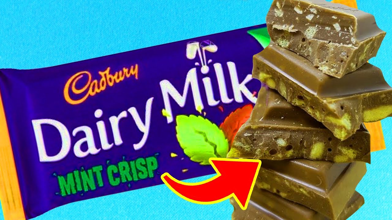 10 Discontinued Chocolate Bars We Miss (Part 2)