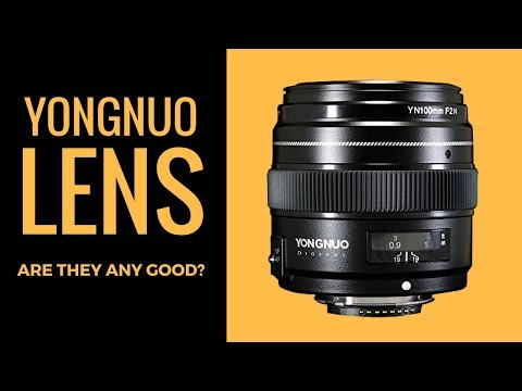 NEW Yongnuo 60mm f2 MACRO Lens + 2 Others, BUT are They Any GOOD?