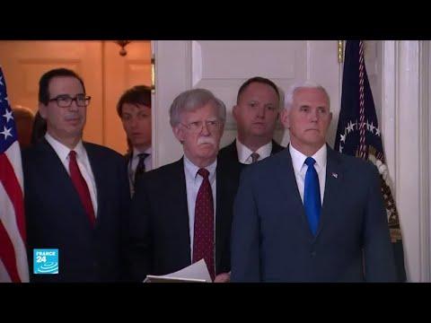 واشنطن تفرض قيودا على الدبلوماسيين الإيرانيين وتحركاتهم في الولايات المتحدة