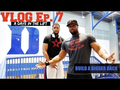 How to build a bigger back | Bodybuilding Bicep workout | High volume training | Nba 2k17 |