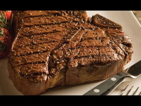 How to grill the perfect Porterhouse Steak