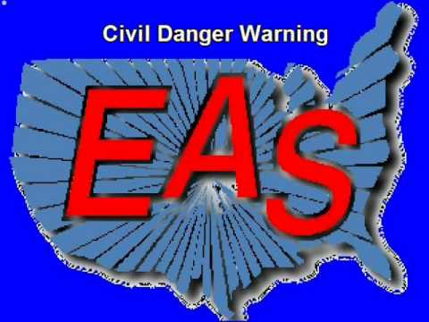 EAS: Warnings for attacks in the Central United States