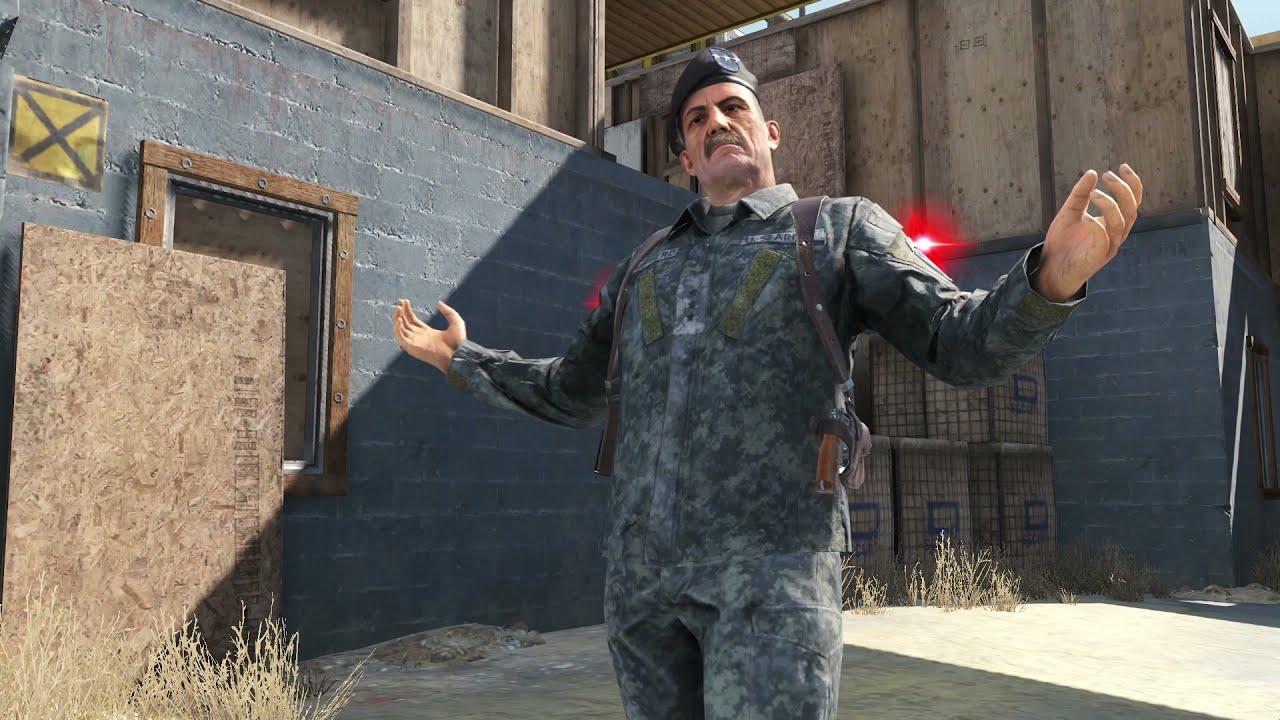 Call of Duty®: Mobile - General Shepherd vs Ghost