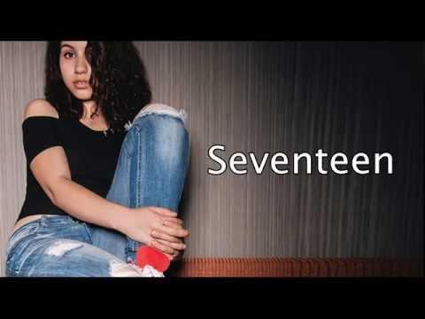 Alessia Cara - Seventeen (Letra en...