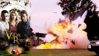 ¡Asesinan al Almirante Robledo! | Lo que la vida me robó - Televisa