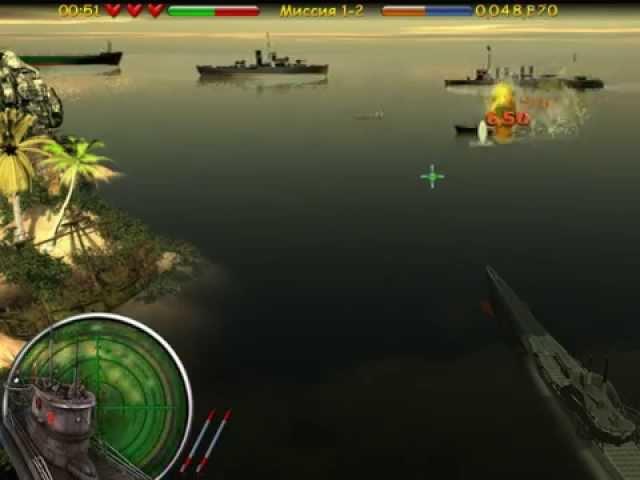 бесплатно скачать игру морской бой подводная война полная версия - фото 10