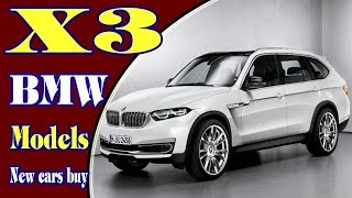 AMAZING 2018 BMW X3 SUV FIRST DRIVE REVIEW: ACCELERATES FROM 0-60 MPH ONLY 4.6 SECONS