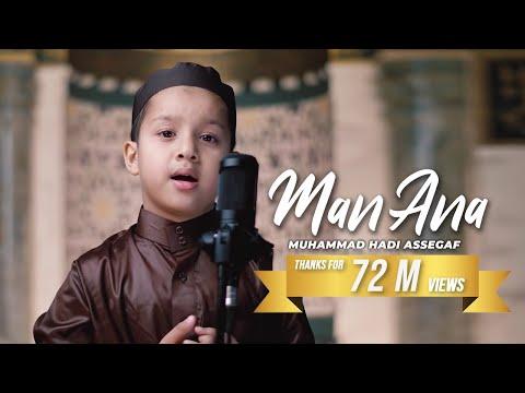 Muhammad Hadi Assegaf Man Ana Shalawat Official Video