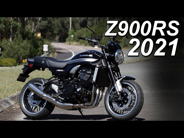 2021 Kawasaki Z900RS - Classic Style & Modern Performance