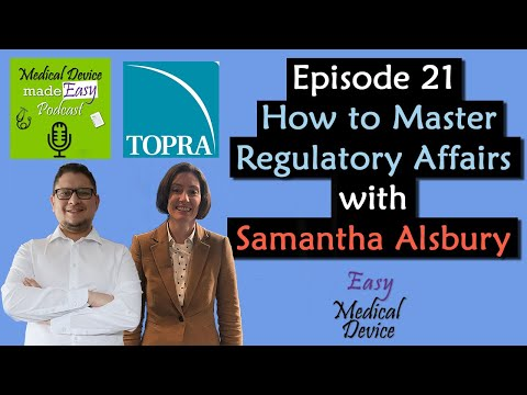 How To Work In Regulatory Affairs (Drug And Medical Devices)