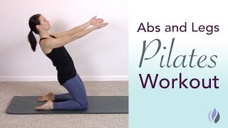 Pilates Workout: Abs and Legs