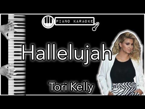 Hallelujah - Tori Kelly  (from The Movie Sing) - Piano Karaoke