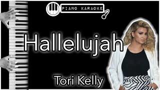 Gambar cover Hallelujah - Tori Kelly  (from the movie Sing) - Piano Karaoke