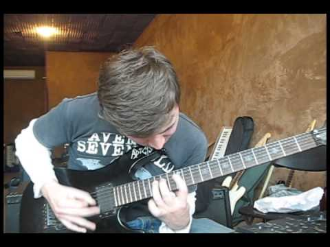 Sonata Arctica - Wolf & raven guitar cover