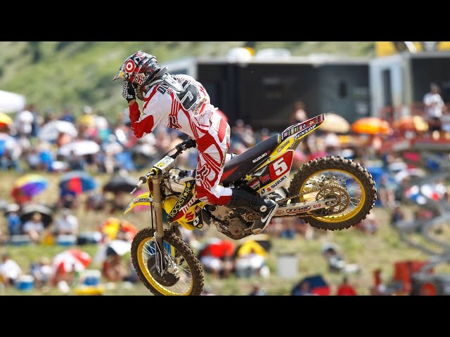 Do Top Riders Actually Get Tired in a Moto? Ryan Dungey on Training and Pushing Through