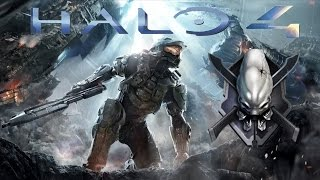 Halo 4 Full Legendary Campaign and Cutscenes with Iron Skull