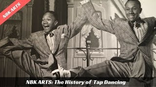 """""""The History of Tap Dancing""""  From Master Juba to Savion Glover 