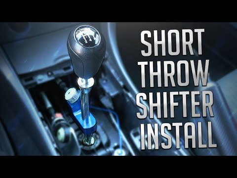 How To Install Short Throw Shifter | Mazda Mods