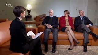 Путін поводиться, як бандит і вбивця – сенатор Маккейн (John McCain / United States Senator)