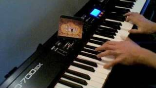 The Muppet Show Theme Song on Piano