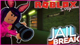 ROBLOX LIVE STREAM !! PLAYING THE JAILBREAK MINT UPDATE ! - JOIN THE FUN ! - #294