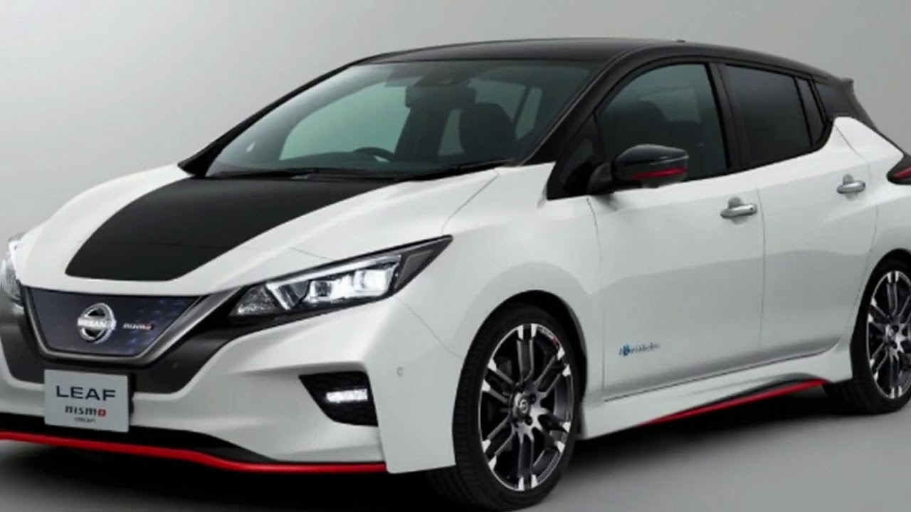 2019 Nissan Leaf Is Now Somewhat Larger Sized Youtube