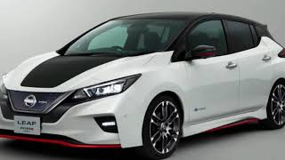 2019 Nissan Leaf Is Now Somewhat Larger Sized