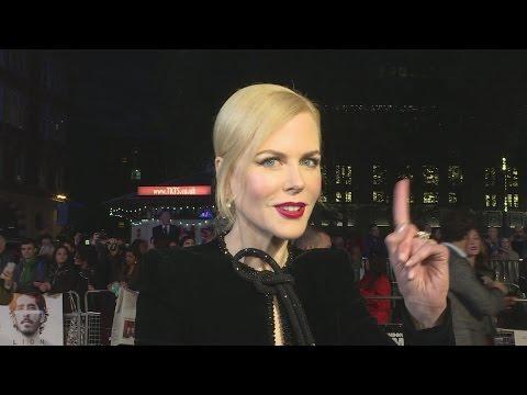 "Nicole Kidman: ""Dev Patel's a good catch!"""