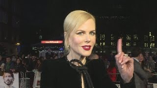 "Nicole Kidman: ""Dev Patel's a good catch!"""