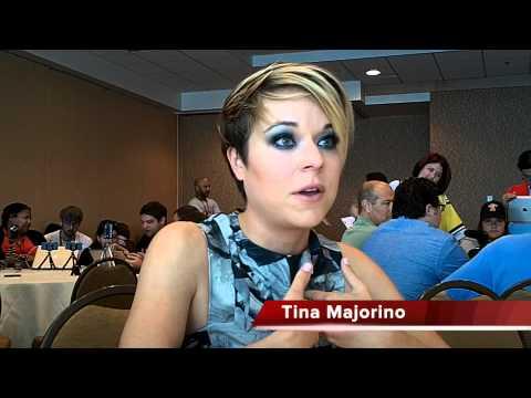 Tina Majorino Talks LEGENDS