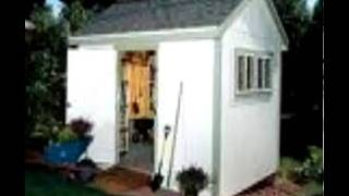 Can You Build Your Own Garden Storage Shed