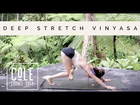Yoga for Hip and Shoulder Flexibility - Deep Stretch Yoga with Cole Chance