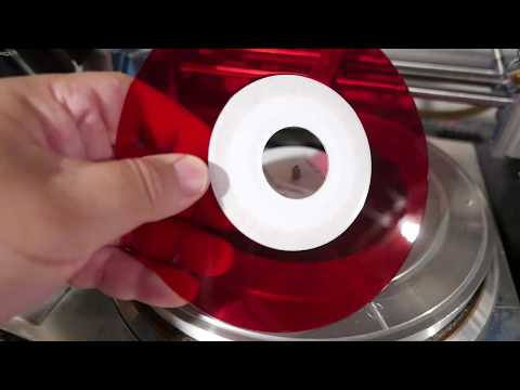 Diy vinyl record invitations