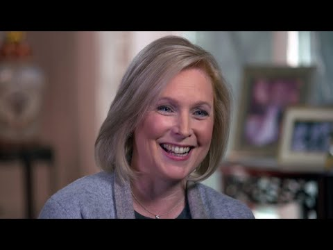 Sen. Gillibrand: The political face of the #MeToo movement