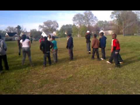 eastside brawl on stf pt 1