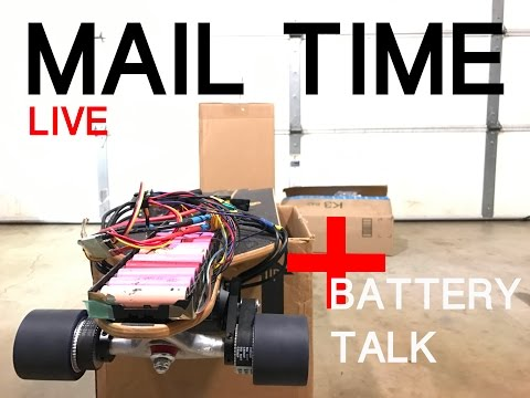 Live MAiL TIME  +  Battery TALK