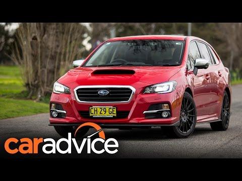 2016 Subaru Levorg GTS Spec.B Review   CarAdvice