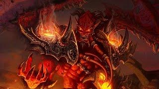 История мира Warcraft - Кил'джеден и Пакт Тьмы