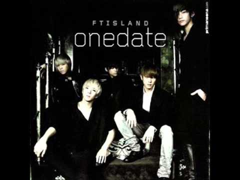 Image result for ftisland One Date (2009)