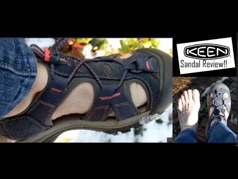 Keen Women's Sandal Sizing Tips and Review!!