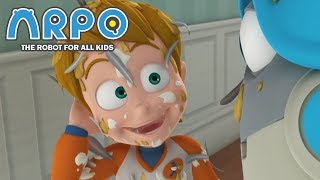 ARPO The Robot For All Kids - Prank War | | 어린이를위한 만화