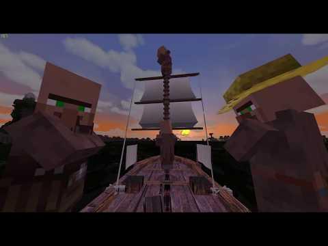 Not Your Grandson's Minecraft Bedrock By Jeremy Benisek - Live Dev Daily - Custom Boat Demo - Dev