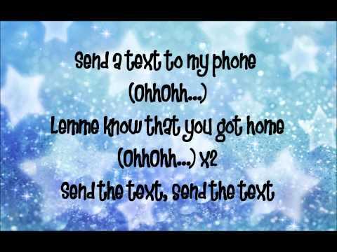 Stevie Hoang - Text (Lyrics)