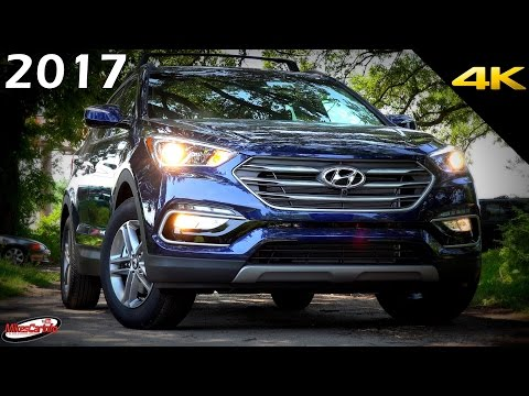 2017 Hyundai Santa Fe Sport - Ultimate In-Depth Look in 4K