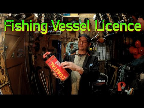 Fishing Vessel Licence Overview - Small Boats