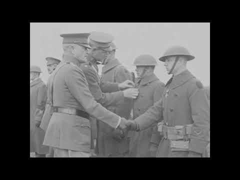 Post Armistice Training, 28th Division [1919]